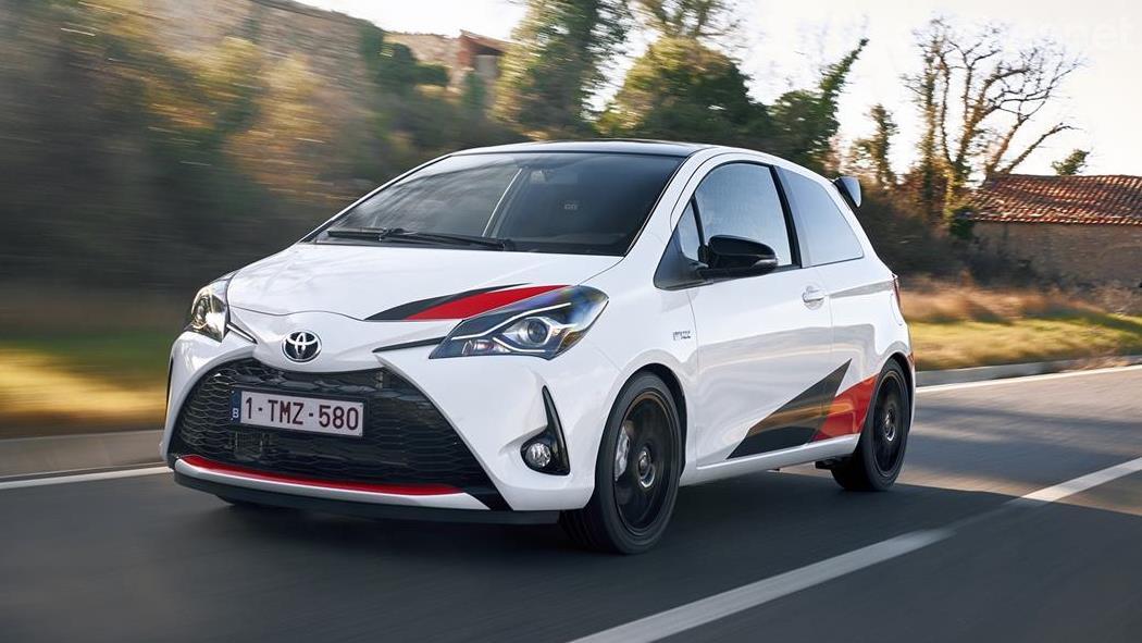Toyota Yaris GRMN: Primera prueba
