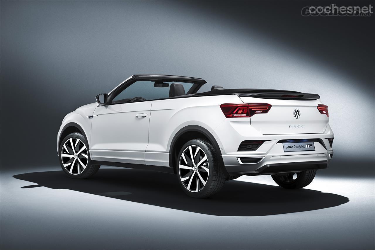 Volkswagen T-Roc Cabrio (2019) 19