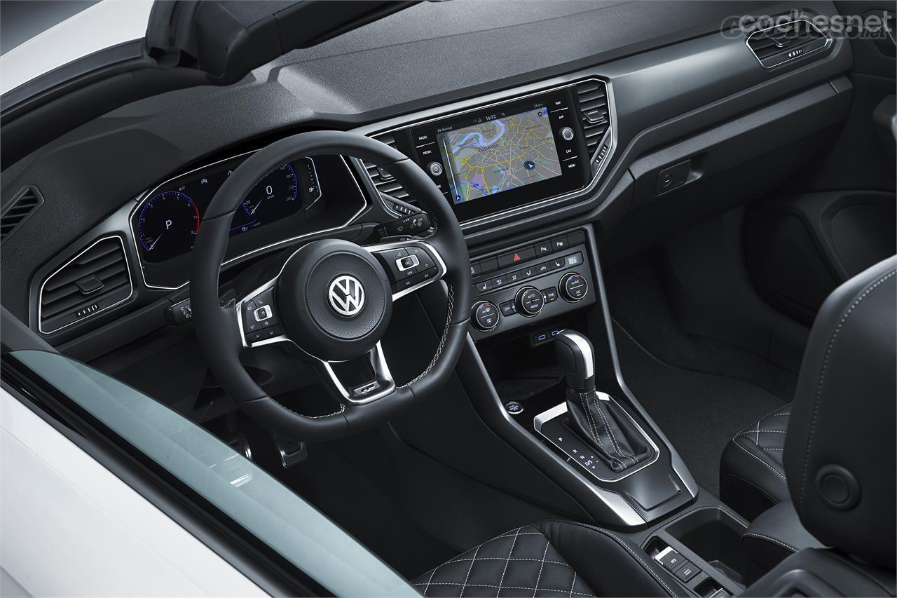 Volkswagen T-Roc Cabrio (2019) 21