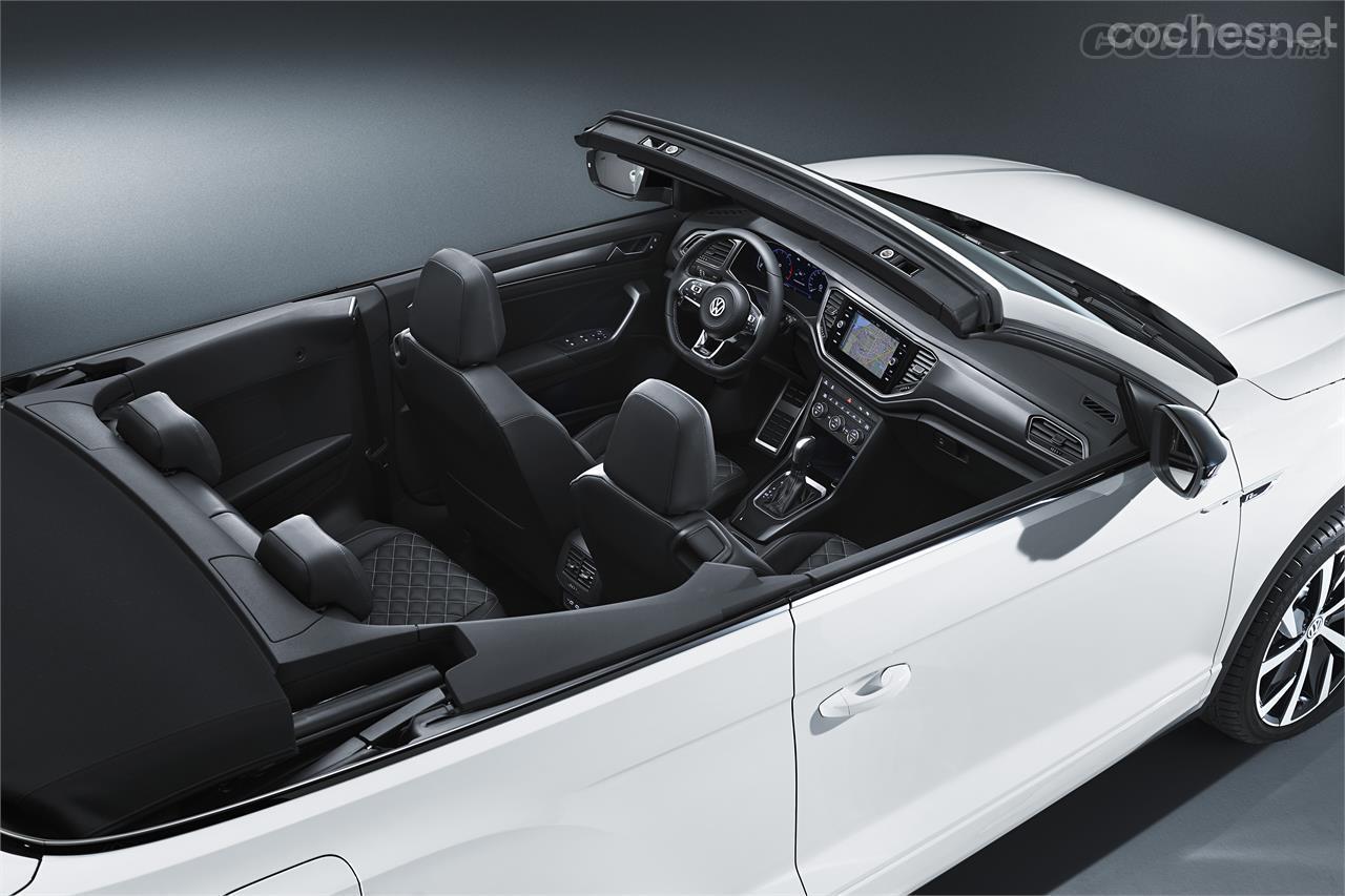 Volkswagen T-Roc Cabrio (2019) 23