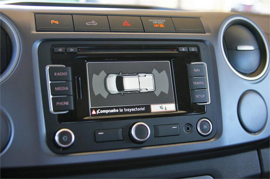 Volkswagen Amarok Doble Cabina TDI 180