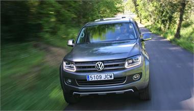 Volkswagen Amarok Doble Cabina 2.0 TDI 180 4Motion conectable
