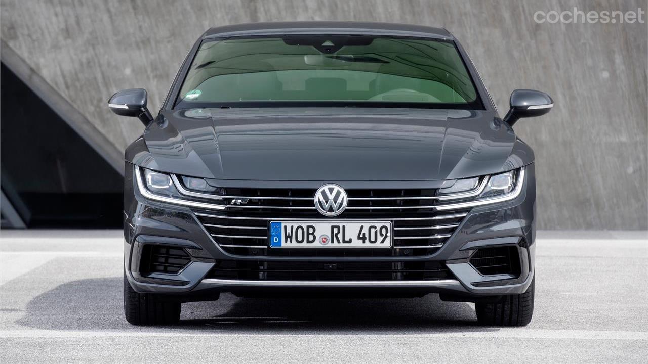 Volkswagen Arteon: Primer contacto