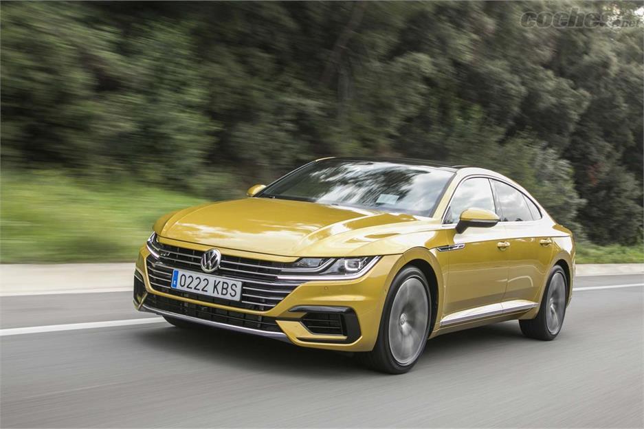 Volkswagen Arteon, deportivo y práctico
