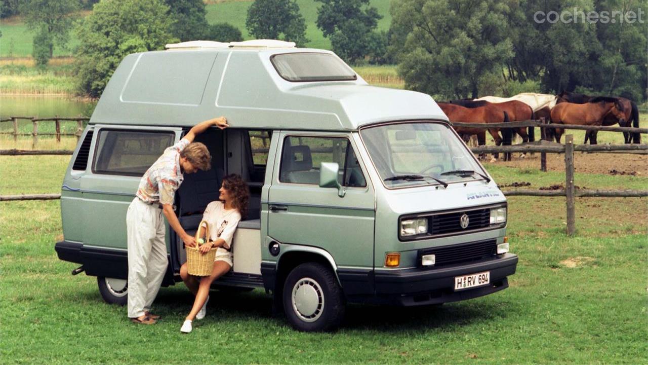 Volkswagen California 2.0 TDI 204 CV, con la casa a cuestas ...