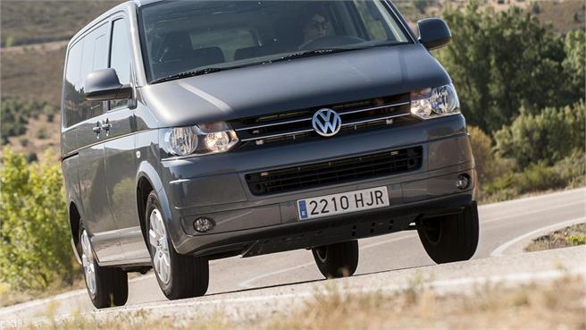 Volkswagen Caravelle Edition TDI 140 CV 4Motion: El multiusos