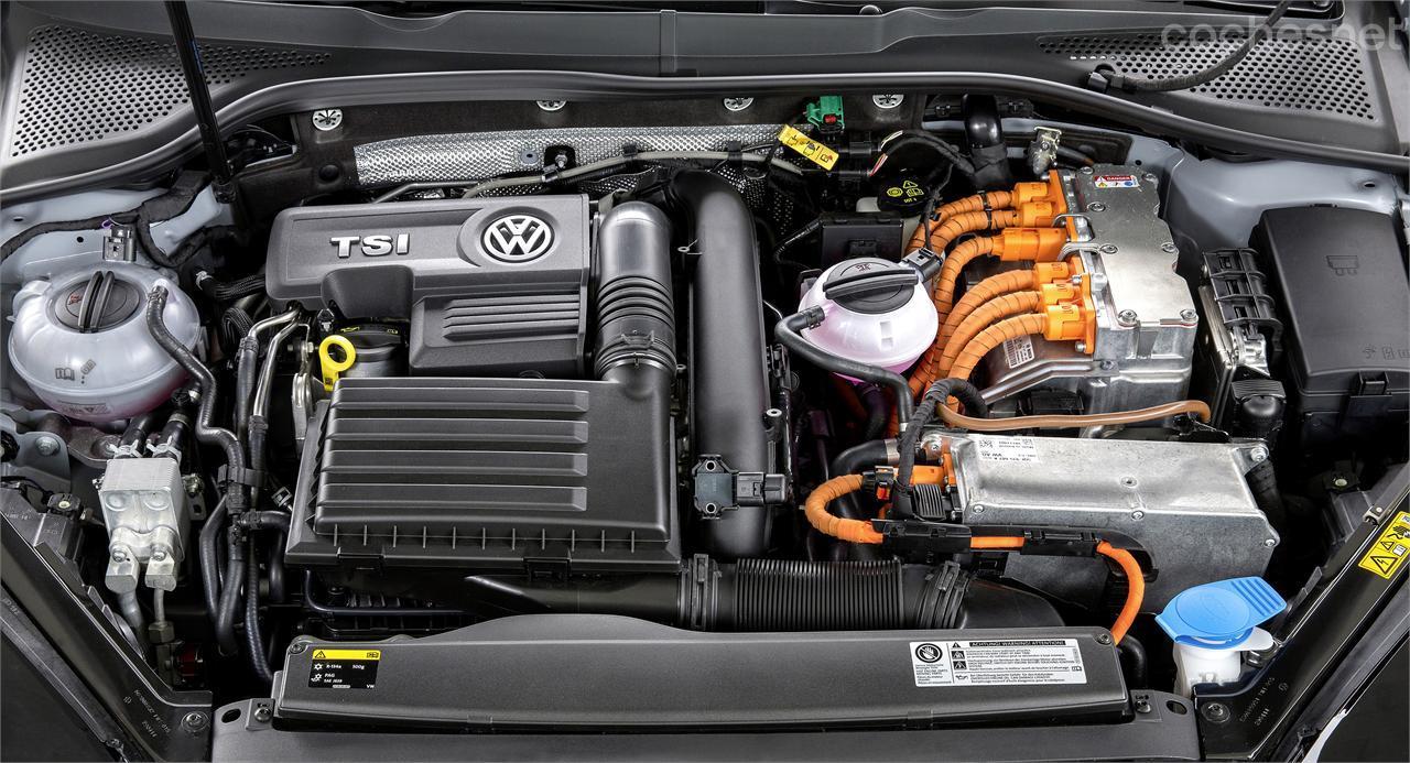 Volkswagen Golf GTE - foto 29
