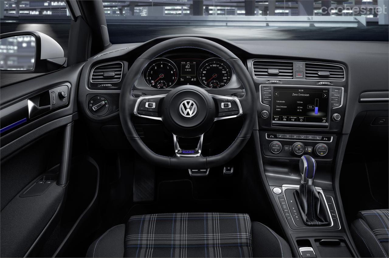 Volkswagen Golf GTE - foto 4