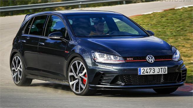 Volkswagen Golf GTI Clubsport: ¡Vaya bicho!