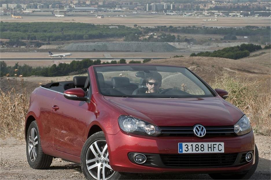 pruebas volkswagen golf 2011 noticias. Black Bedroom Furniture Sets. Home Design Ideas