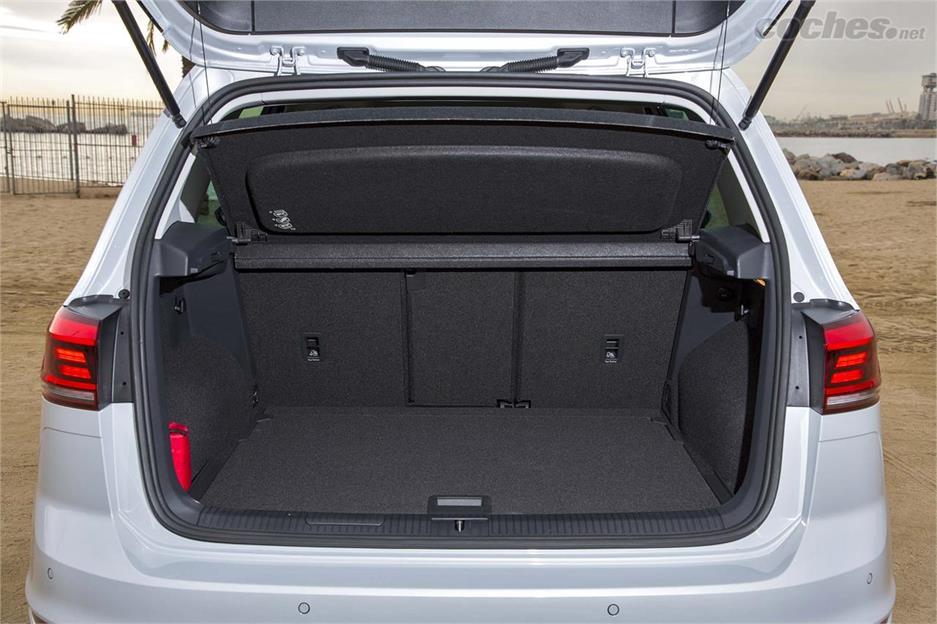 Volkswagen Golf Sportsvan, actualizado
