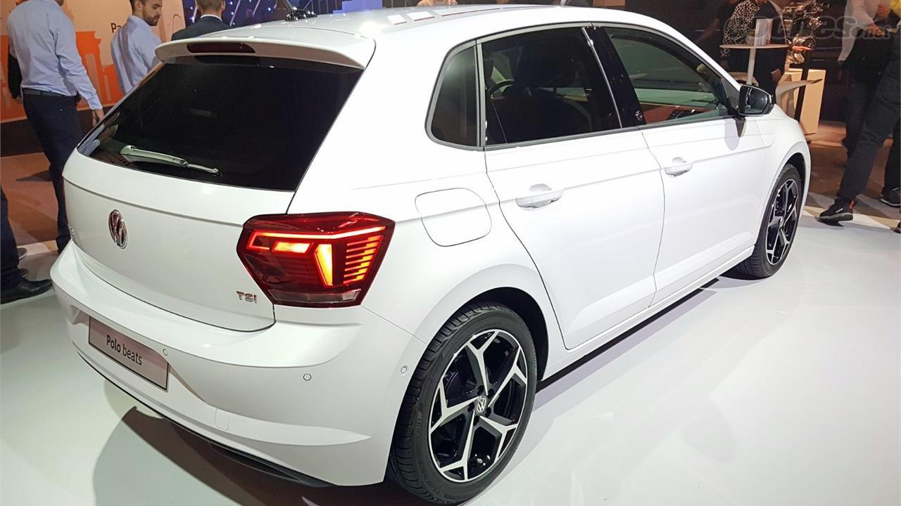 Nuevo Volkswagen Polo 2017