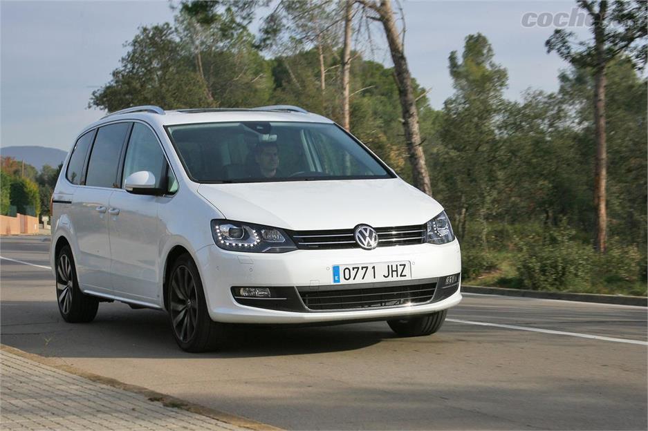 Pruebas Volkswagen Sharan 2016 Noticias Coches