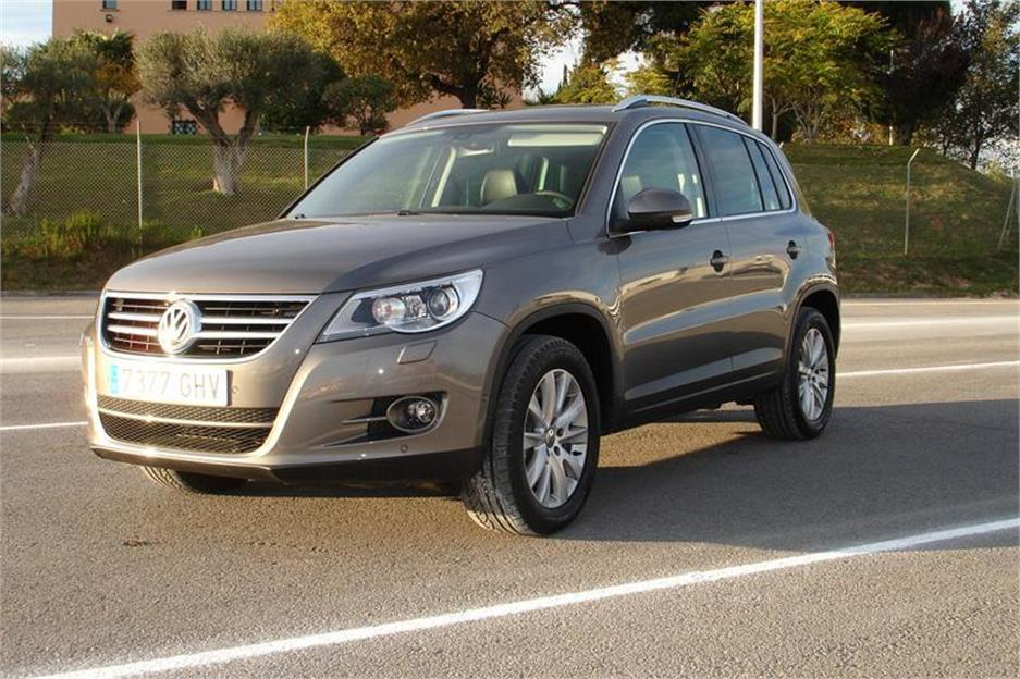pruebas volkswagen tiguan 2010 noticias. Black Bedroom Furniture Sets. Home Design Ideas