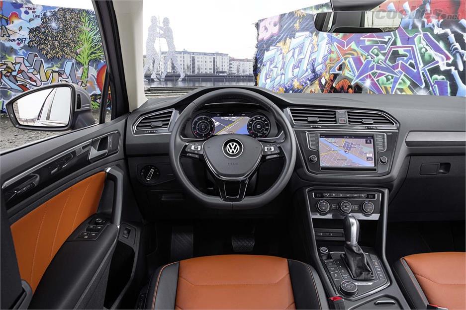 Volkswagen Tiguan un gran salto adelante