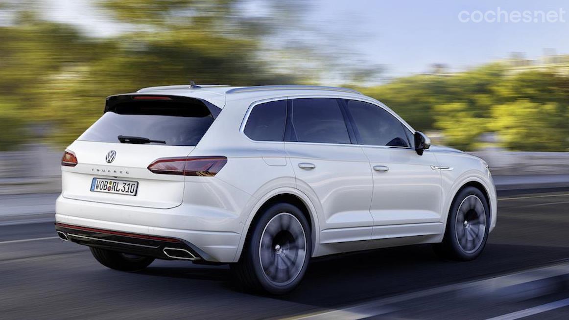 Volkswagen Touareg: a partir de 74.835€
