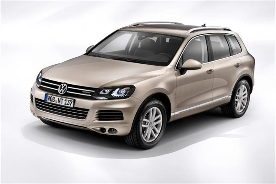 nuevo volkswagen touareg 2010 noticias. Black Bedroom Furniture Sets. Home Design Ideas