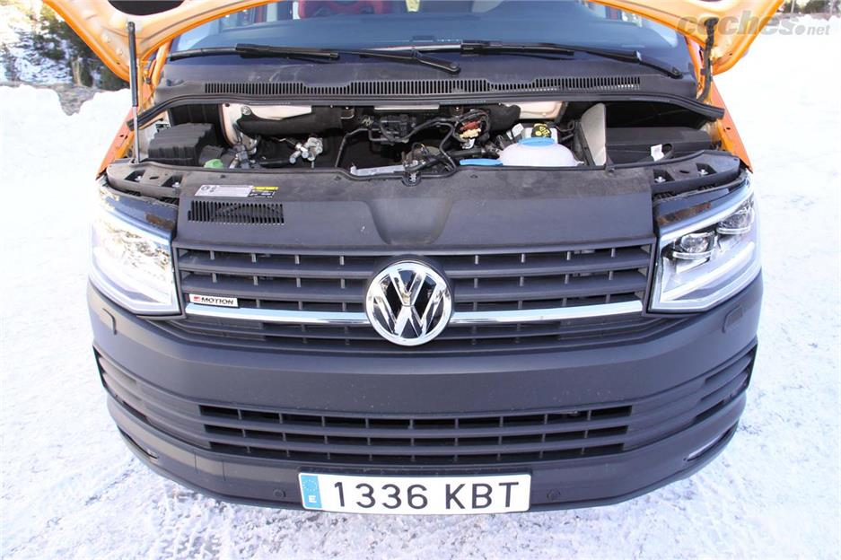 Volkswagen Transporter Rockton: offroad