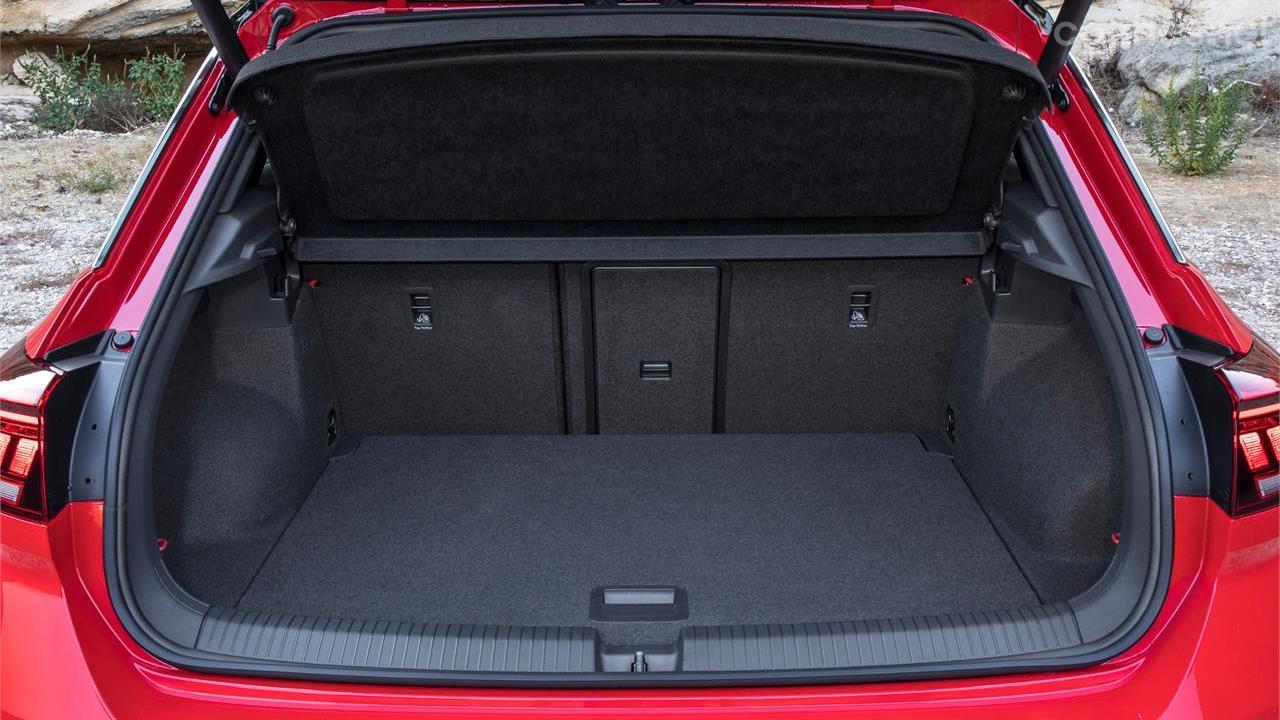 Volkswagen T-Roc SUV: Primera prueba