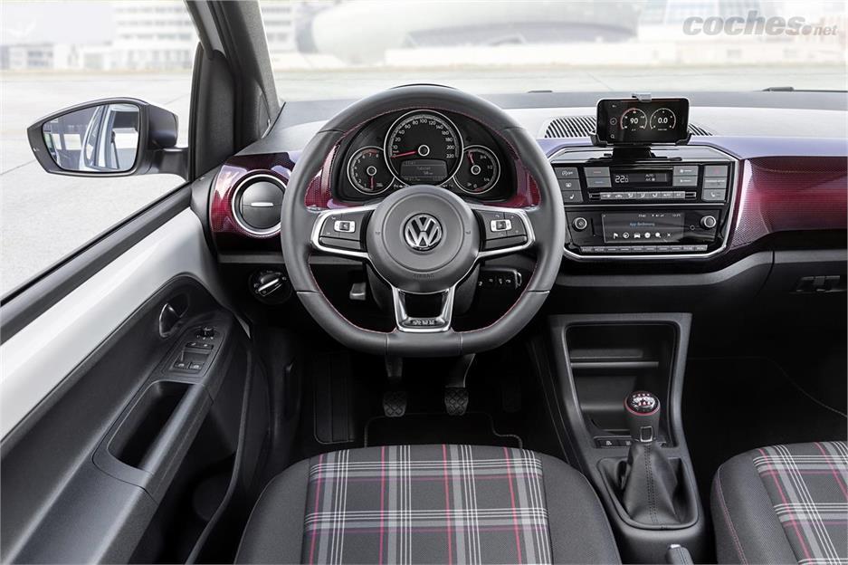 Volkswagen Up! GTI: con motor de 115 CV