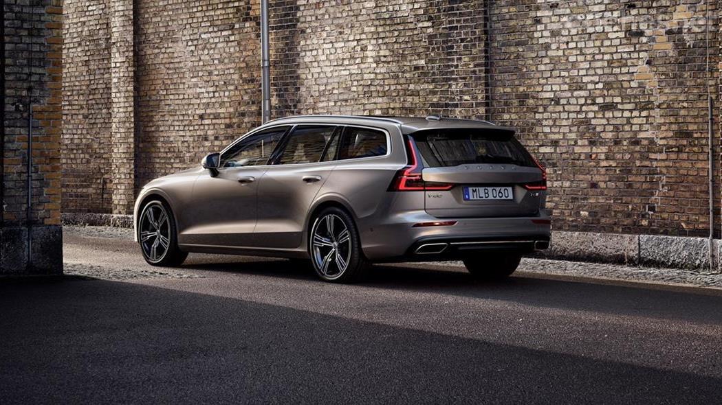 Volvo V60: Fiel a la tradición