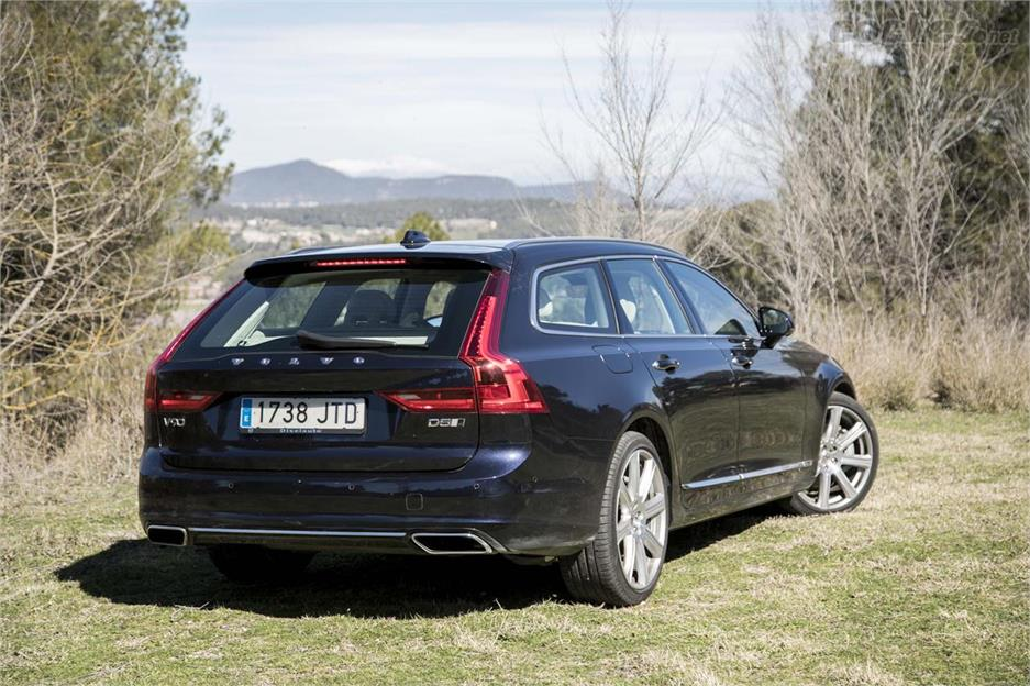 Volvo S90 vs V90, la alternativa sueca