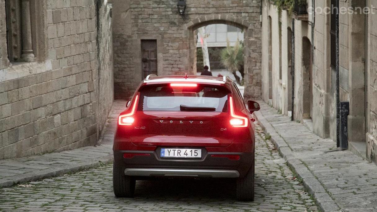 Volvo XC40: Punta de lanza
