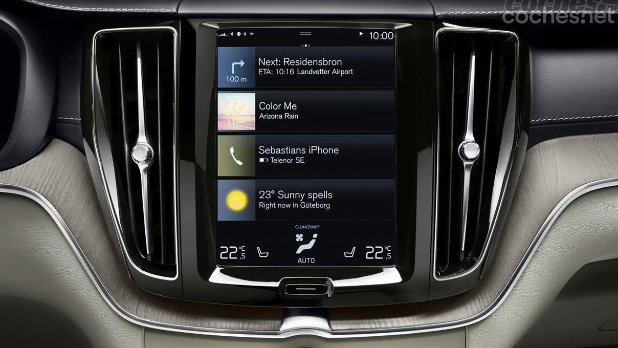 Volvo XC60: un XC90 más compacto