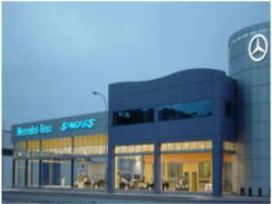 Saveres Concesionario Oficial Mercedes Benz