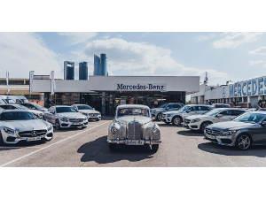 Itra-Itarsa Concesionario Oficial Mercedes-Benz