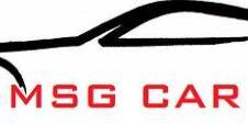MSG CAR 4 Logo