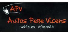 Autos Pere Vicens                                  Logo