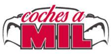 COCHES A MIL Logo