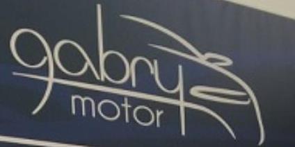 GABRY MOTOR Logo