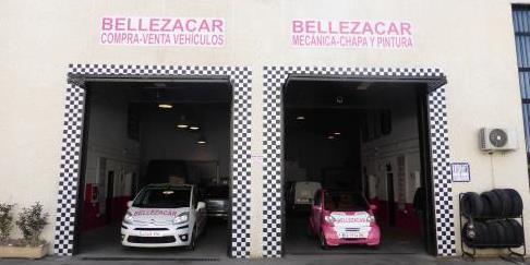 BELLEZACAR Logo