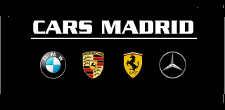 CARS MADRID Logo