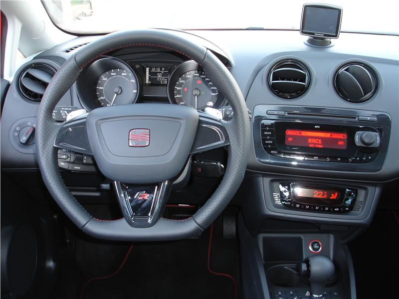 Fotos Seat Ibiza Sc 1 4 Tsi 150 Cv Fr Dsg