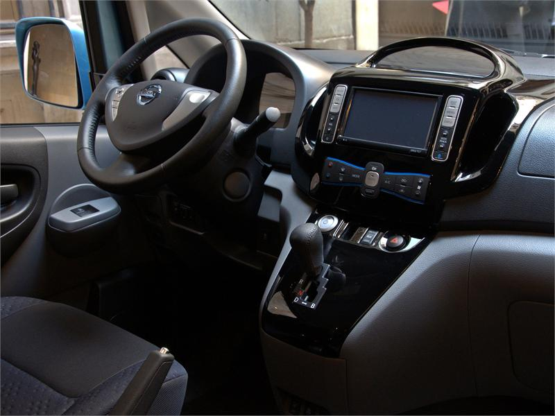 Fotos Nissan Nv200 Nuevo Taxi Para Barcelona Nissan Nv200