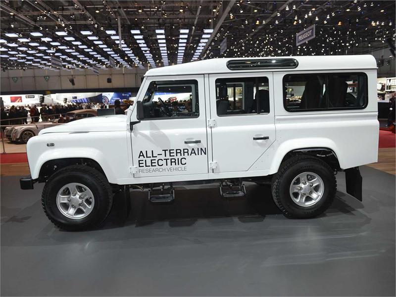 Fotos Salón del Automóvil de Ginebra 2013: 4x4 y SUV ...