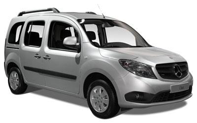 Fichas Tecnicas Y Precio Del Mercedes Benz Citan 2019 Coches Net