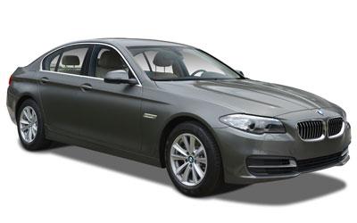 Maqueta 3D del BMW 520.