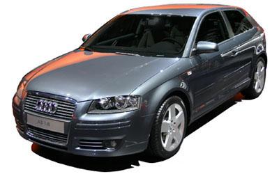 Ficha Tecnica Audi A3 20 Fsi Ambition 150cv Gasolina 2007 Coches Net