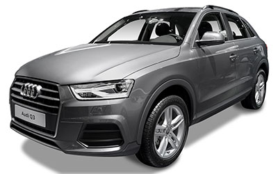 audi q3 4x4 design edition 2 0 tdi 150cv diesel del 2014. Black Bedroom Furniture Sets. Home Design Ideas
