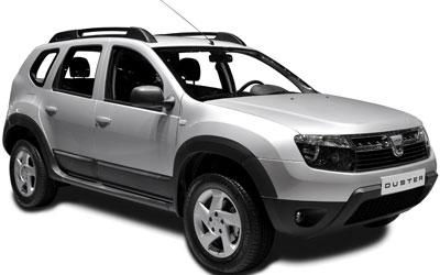 Derivabrisas para Dacia Duster 2010-furgoneta remol todoterreno SUV 5 puertas delante
