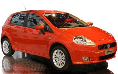 Fiat punto berlina 1 4 active e4 gasolina del 2010 for Capacidad baul fiat punto