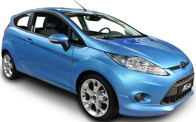Fiesta 1.6 TDCi DPF Trend