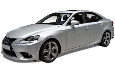 ficha técnica lexus is berlina 250 f sport gasolina 2014 | coches