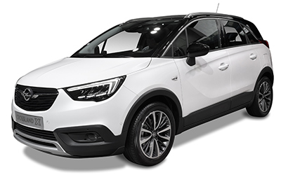 fichas t cnicas de opel crossland x 2017. Black Bedroom Furniture Sets. Home Design Ideas