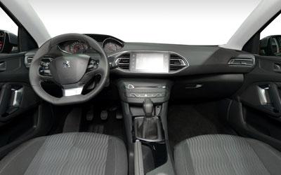 peugeot 308 berlina 5p style 1.6 bluehdi 120 diesel del 2016
